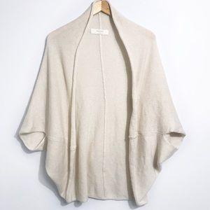 ZARA Knit Cocoon Cardigan